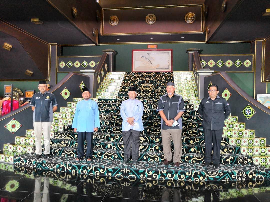 Majlis Pra Pelancaran Jawlah Quraniah