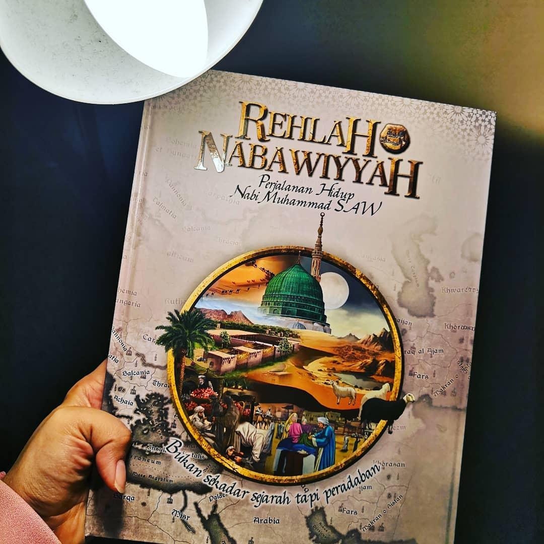 Buku Rehlah Nabawiyyah